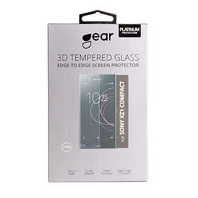 Gear by Carl Douglas 3D Tempered Glass for Sony Xperia XZ1 Compact