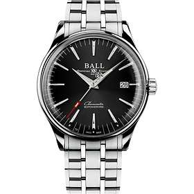 Ball Watch Trainmaster Manufacture 80 Hours NM3280D-S1CJ-BK
