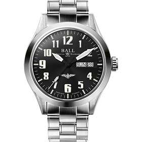 Ball Watch Engineer III Silver Star NM2182C-S2J-BK