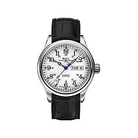 Ball Watch Trainmaster 60 Seconds NM1058D-LL3FJ-WH