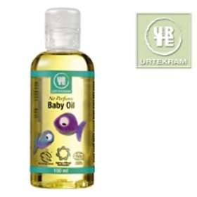 Urtekram Baby Oil No Perfume 100ml