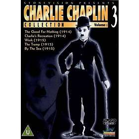 Charlie Chaplin Collection Vol 3 (UK)