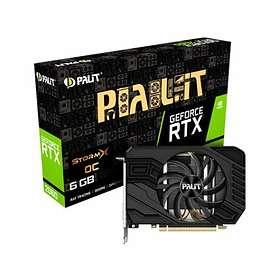 Palit GeForce RTX 2060 StormX OC HDMI DP 6Go