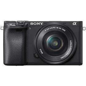 Sony Alpha A6400 + 16-50/3,5-5,6 OSS