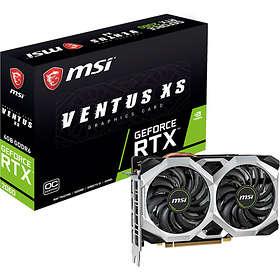 MSI GeForce RTX 2060 Ventus XS OC HDMI 3xDP 6Go