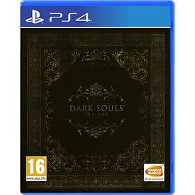 Dark Souls - Trilogy (PS4)
