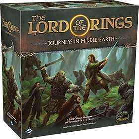 Lord of the Rings : Journeys in Middle-Earth