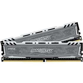 Crucial Ballistix Sport LT Gray DDR4 3200MHz 2x16GB (BLS2K16G4D32AESB)
