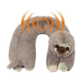 Spamassage Sloth Neck Pillow