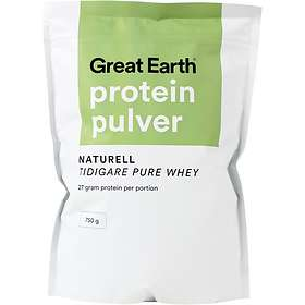 Great Earth Proteinpulver 0,75kg