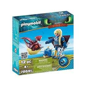 Playmobil Dragons 70041 Astrid with Hobgobbler