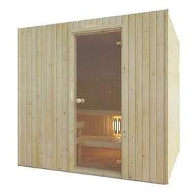 Sauna Sweden Trendline 2000x2000