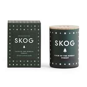 Skandinavisk Skog Mini Scented Candle Calm Of The Boreal Forest