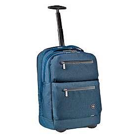 """Wenger CityPatrol Rolling Laptop Backpack 16"""""""