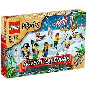 LEGO Pirates 6299 Pirates Adventskalendar 2009