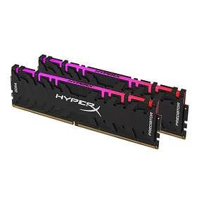 Kingston HyperX Predator RGB DDR4 3200MHz 2x16GB (HX432C16PB3AK2/32)
