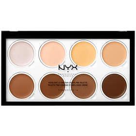 nyx orange concealer prisjakt
