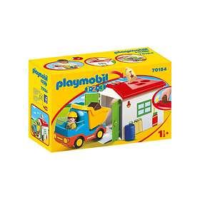 Playmobil 1.2.3 70184 Garbage Truck
