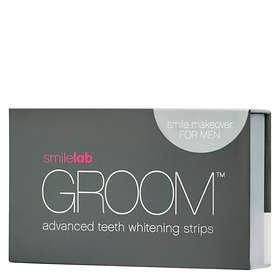 Smile lab Groom Advanced Teeth Whitening Strips