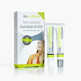 BeconfiDent Teeth Whitening Dual Boost X2 Refill