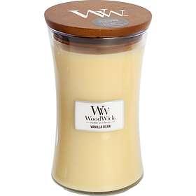 WoodWick Large Doftljus Vanilla Bean