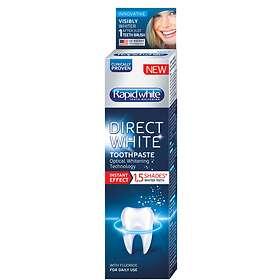 Rapid White Direct White Toothpaste 75ml