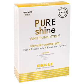 Ekulf Pure Shine Whitening Strips