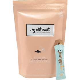 My White Secret Activated Charcoal For Whiter Teeth Whitener