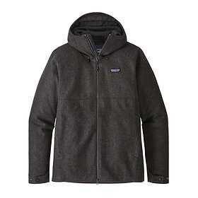 Patagonia Recycled Wool Hooded Jacket (Herre)
