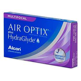 Alcon Air Optix Plus HydraGlyde Multifocal (6-pack)