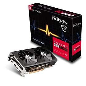 Sapphire Radeon RX 570 (11266-67) 2xHDMI 2xDP 4Go