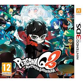 Persona Q2: New Cinema Labyrinth (3DS)