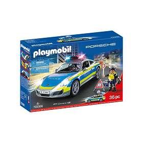 Playmobil City Action 70066 Porsche 911 Carrera 4S Police