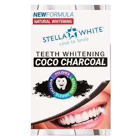 Stella White Coco Charcoal Teeth Whitening Powder