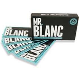 Mr. Blanc Teeth Minty Fresh Teeth Whitening Strips
