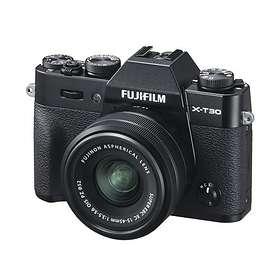 Fujifilm X-T30 + 15-45/3,5-5,6 OIS PZ
