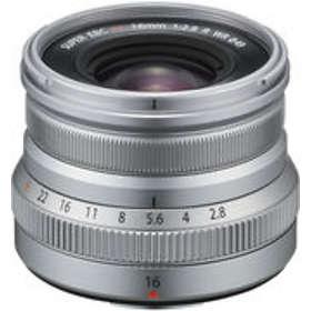 Fujifilm Fujinon XF 16/2,8 R WR