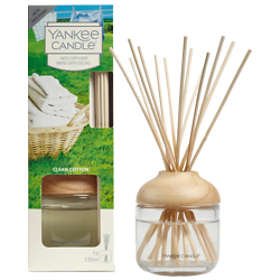 Yankee Candle Reed Diffuser Clean Cotton