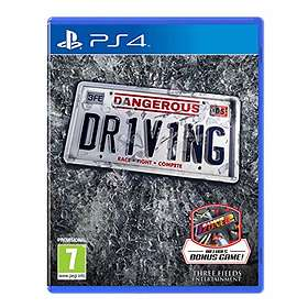 5b0df6e18793 Find the best price on Dangerous Driving (PS4)