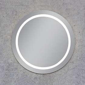 Vidi Cristal Badrumsspegel LED Ø90cm