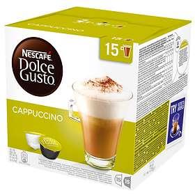 Nescafé Dolce Gusto Cappuccino 15st (Kapsler)