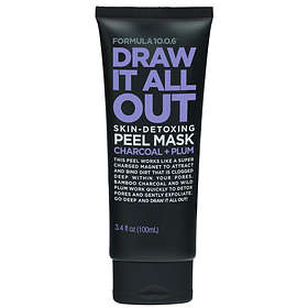 Formula 10.0.6 Draw It All Out Skin Detoxing Peel Mask 100ml