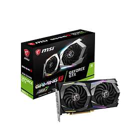 MSI GeForce GTX 1660 Ti Gaming X HDMI 3xDP 6Go