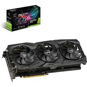 Asus GeForce GTX 1660 Ti ROG Strix Gaming 2xHDMI 2xDP 6Go