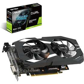 Asus GeForce GTX 1660 Ti Dual 2xHDMI DP 6GB