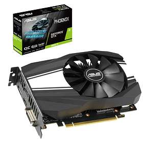 Asus GeForce GTX 1660 Ti Phoenix OC 2xHDMI DP 6GB