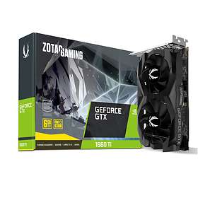 Zotac GeForce GTX 1660 Ti HDMI 3xDP 6GB