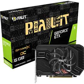 Palit GeForce GTX 1660 Ti StormX OC HDMI DP 6GB