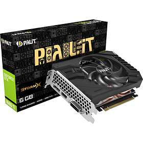 Palit GeForce GTX 1660 Ti StormX HDMI DP 6GB