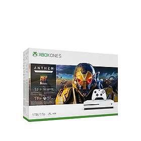 Microsoft Xbox One S 1TB (inkl. Anthem)